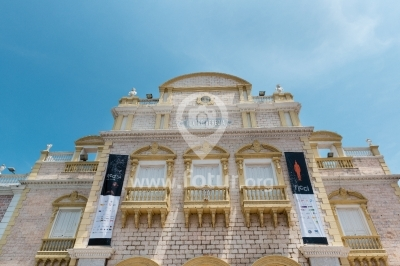Teatro Heredia en Cartagena, Colombia